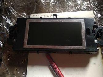 display de mercedes benz X204 ( GLK ) sau W204 ( C class ) cod : A2048202697