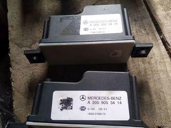 modul converter tensiune mercedes benz W205 ( C class ) cod : A2059053414