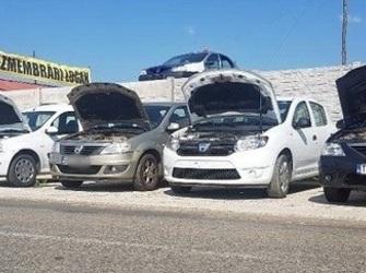 Dezmembrari Dacia Logan, Duster, Lodgy, Dokker, Sandero avem piese si accesorii la cele mai mici pre