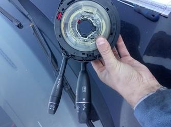 manete cu spira airbag de mercedes benz W204 C class cu cod A2045407401