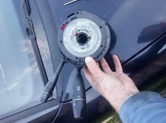 manete cu spira airbag de mercedes benz W204 C class / W212 E class cu cod A2129001103