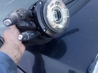 manete cu spira airbag de mercedes benz W205 C class AMG cu cod A2059002823