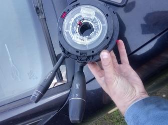 manete cu spira airbag de mercedes benz W207 E class cu cod A2129007502