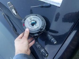 manete cu spira airbag de mercedes benz X204 GLK cu cod A2129008906