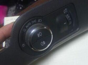 comutator lumini de opel insignia cu cod 22901659