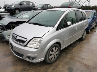 Opel Meriva 1.4 16v tip Z14XEP, 2007