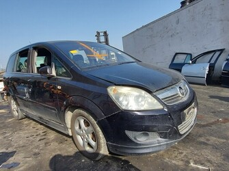 Opel Zafira B facelift 1.7 CDTI tip A17DTR Euro 5, 2011