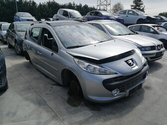 Peugeot 207 1.6 HDI tip 9HV, 2009