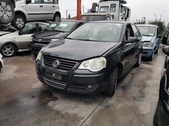 Volkswagen Polo 9N 1.4 16v tip BUD, BKY, BBY, 2007