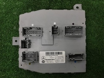 modul confort de mercedes C class w205 cod A2059006822