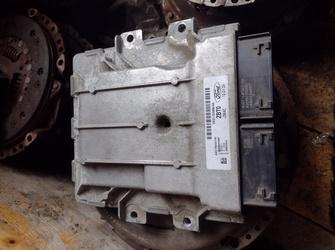Ecu + Bcm de ford transit 2.0 tdci cod GK21-12A650-NA / JK2T-15604-FAE