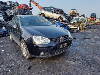 Volkswagen Golf 5 1.6 8v BSE, cutie JHT, 2007
