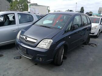 Opel Meriva 1.7 CDTI Z17DTH, 2006