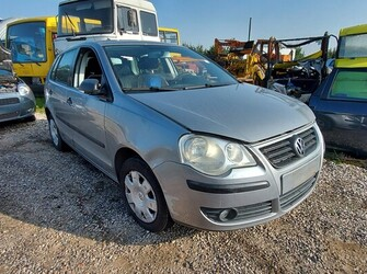 Volkswagen Polo 9N 1.2 BMD, BXV, 2007