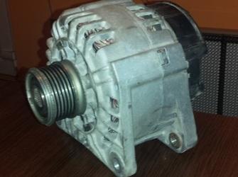 vand alternator dacia logan diesel 1.5 dci 2006-2013 in stare f f buna , piesa provine de pe o masin