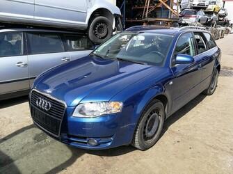 Audi A4 B7 2.0 TDI BLB, BPW, 2007