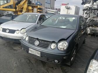 Volkswagen Polo 9N 1.9 TDI ATD, 1.4 TDI AMF, 2004