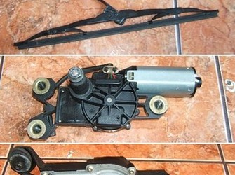Stergator haion + motoras pt smart fortwo model 1998-2006