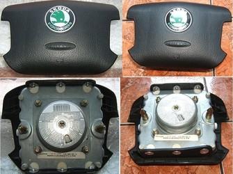 Airbag skoda octavia , superb comenzi volan 2001-2009