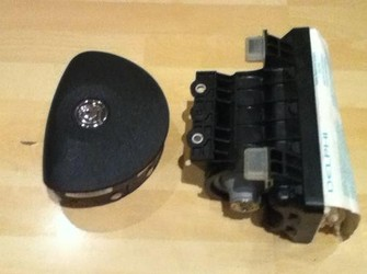 Airbag sofer+pasager set corsa c , combo , meriva 01-06