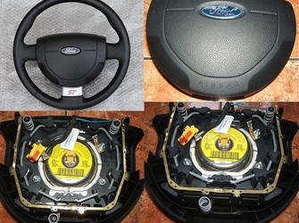 Airbag sofer ford fiesta , fusion , connect 2006-2008