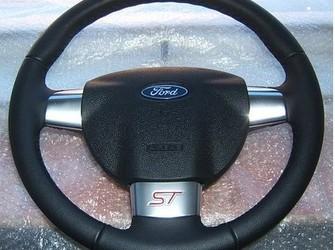 """Capac airbag+volan piele focus2 """"st"""" 05-09"""