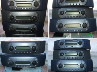 Smart radio casetofon grundig fortwo coupe , cabrio 98-06