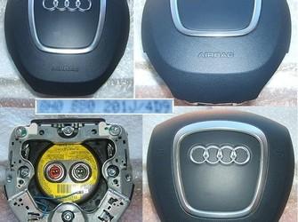 Airbag 4 spite audi a3,a4,a5,a6,a8,q5,q7 albastru 05-09