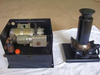 Vand cilindru basculare+pompa electrica