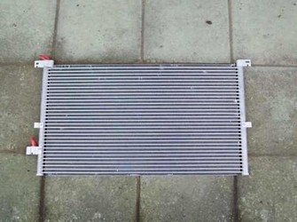 Radiator clima ac ford mondeo 01 - 07