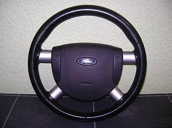 Volan piele si airbag  ford mondeo 01 - 06