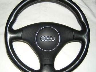 Volan piele + airbag 3 spite audi a3 , a4 , tt 01-05