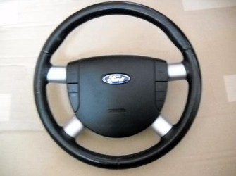Volan piele +airbag si comenzi mondeo 01-06
