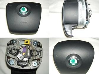 Airbag skoda octavia ii , fabia 06-09