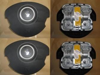 Airbag renault clio 2007 + comenzi
