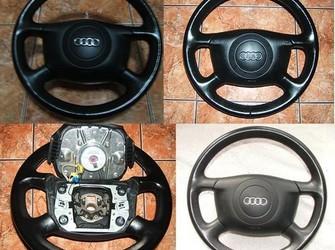 Airbag + volan piele audi a4 , a6 99-01