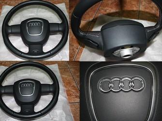 Volan + airbag nou s-line audi  a3,a4,a5,a6,a8,q7