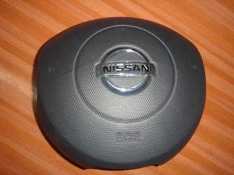 Airbag nissan micra negru