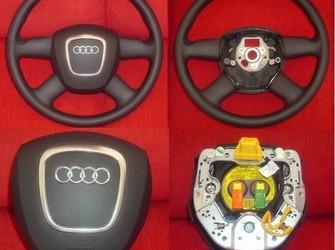 Airbag+volan in 4 spite audi a2,a3,a4,a5,a6,a8,q7 05-09