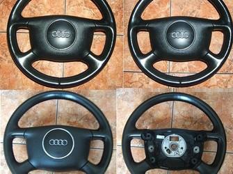 Airbag si volan piele audi a2,a3,a4,a6,a8 model 2001-2005