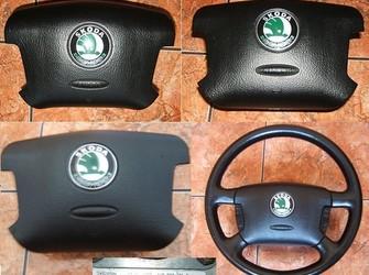 Airbag skoda octavia i + comenzi 01-09