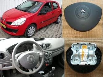 Airbag sofer renault clio iii model 2007-2010