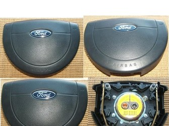 Airbag sofer ford fiesta 03-06 fuzion , transit connect