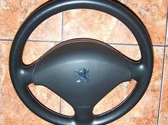 Volan +airbag peugeot 307 , sw , cc 2001-2007