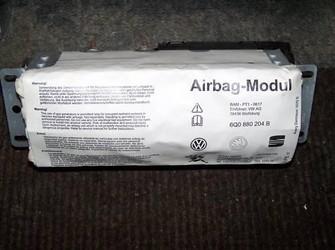Airbag pasager skoda fabia i