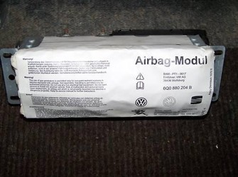 Airbag pasager vw polo model 2002-2009