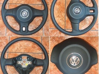 Airbag si volan vw passat cc,eos,golf 6,tiguan,polo (08-10)