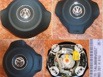 Airbag vw passat cc, eos , golf 6 , tiguan , polo 2008-2010