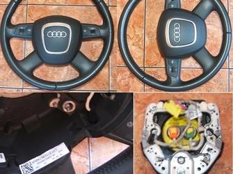 Airbag+volan 4 spite audi a3,a4,a5,a6,a8,q7 05-10