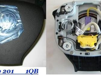 Airbag 3spite vw golf 5, jetta,caddy,passat 2005-2008